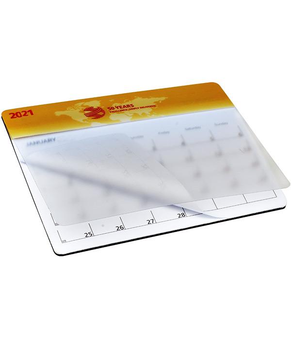 Yapraklý Mousepad 22x18 cm Nanyang