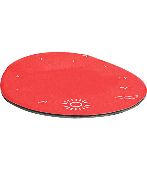 Sünger Bilekli Mousepad 22x18 cm Suqian