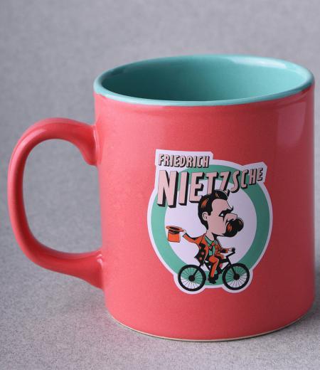 Seramik Kahve Fincani 330 ml Ethiopia