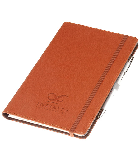 TERMO LEATHER NOTEBOOK